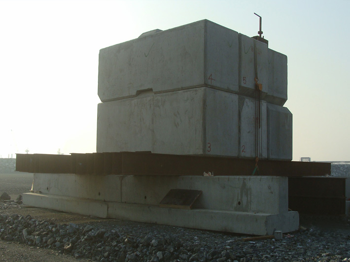 Large Scale Plate Load Tests Gulf Foundation Fze