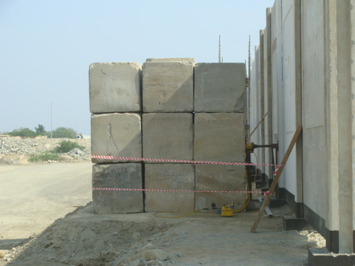 Pile Lateral Load Tests Gulf Foundation Fze